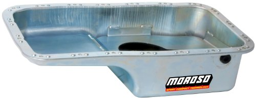 Moroso-20911-Stock-Configuration-Oil-Pan-for-Honda-18L-Engines-0
