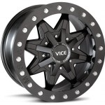 MotoSport-Alloys-M16-Vice-Black-Machined-14×7-ATV-Wheel-UTV-Wheel-14x74x156-0