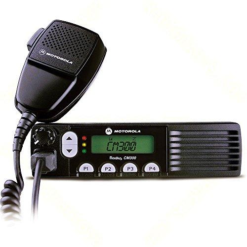 Motorola-Original-CM300-AAM50KQF9AA1AN-Mobile-VHF-Transceiver-146-174-MHz-High-Power-45-Watts-32-Channels-0