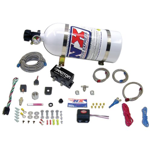 Nitrous-Express-20422-10-Proton-Fly-By-Wire-Nitrous-System-with-10-lbs-Bottle-0