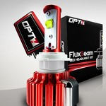 OPT7-Motorcycle-LED-Headlight-w-Arc-Beam-Clear-Beam-3500Lm-Crystal-White-6K-CREE-0