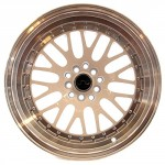 One-17×8-JNC-CCW-Style-001v2-4×100-25-White-Machine-Lip-Wheel-fit-Honda-Toyota-M-0-0