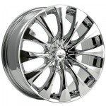 Pacer-Silhouette-18×75-Chrome-Wheel-Rim-5×45-5×120-with-a-42mm-Offset-and-a-7410-Hub-Bore-Partnumber-776C-8755742-0
