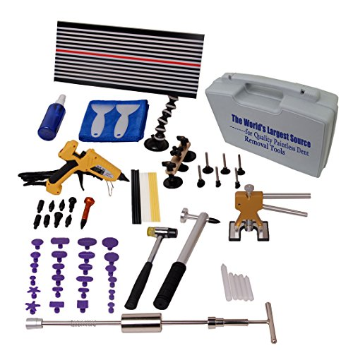 Pdr-Tools-HOTPDR-68-Pcs-Paintless-Dent-Repair-Tools-Include-LED-Line-Board-Dent-Lifter-Slide-Hammer-Rubber-Hammer-Glue-Puller-Gun-Sticks-Tabs-Tap-Down-Head-0