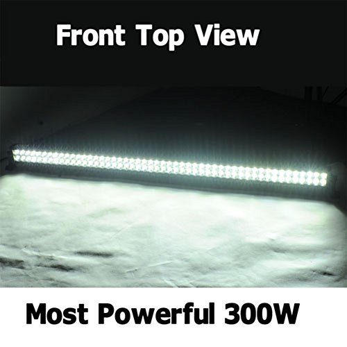 Penton-300w-54-Inch-Led-Light-Bar-Work-Lights-Flood-Spot-Combo-Beam-30000-Lumen-3w100-Pcs-Leds-Waterproof-for-4wd-Jeep-SUV-UTE-Offroad-Truck-ATV-UTV-0-1
