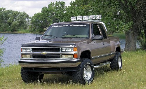 Performance-Accessories-113-Body-Lift-Kit-for-ChevyGMC-0-0