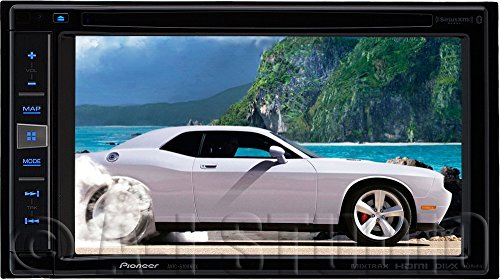 Pioneer-AVIC-6100NEX-In-Dash-Navigation-AV-Receiver-with-62-WVGA-Touchscreen-Display-0