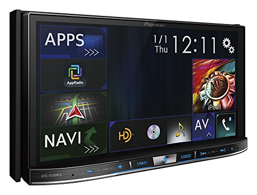 Pioneer-AVIC-8100NEX-In-Dash-Navigation-AV-Receiver-with-7-WVGA-Capacitive-Touchscreen-Display-0-0