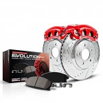Power-Stop-KC699-1-Click-Performance-Brake-Kit-with-Calipers-Front-Only-0