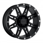 Pro-Comp-Alloys-7031-Flat-Black-Wheel-20x98x65-0