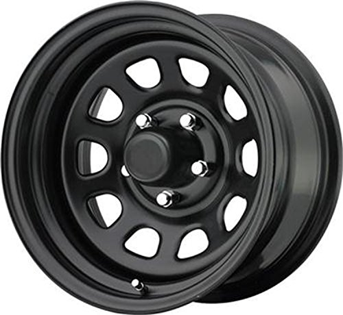 Pro-Comp-Steel-Wheels-Series-51-Wheel-with-Gloss-Black-Finish-16x86x55-0