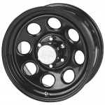 Pro-Comp-Steel-Wheels-Series-97-Wheel-with-Gloss-Black-Finish-17x96x55-0