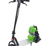 ProGo-PS3000-01-GreenBlack-Propane-Powered-Scooter-0
