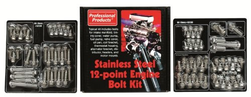 Professional-Products-52130-Engine-Bolt-Kit-for-Small-Block-Chevy-0
