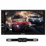 Pumpkin-Quad-Core-7-inch-2-DIN-Universal-Android-44-Car-Stereo-Radio-HD-1024600-Muti-touch-Screen-GPS-Navigation-Without-DVD-Player-Support-WIFI3GBluetoothOBD2DVRMirror-Link-with-Backup-Camera-0