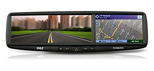Pyle-Car-Vehicle-HD-DVR-Camera-Mirror-Monitor-Kit-with-GPS-Navigation-0