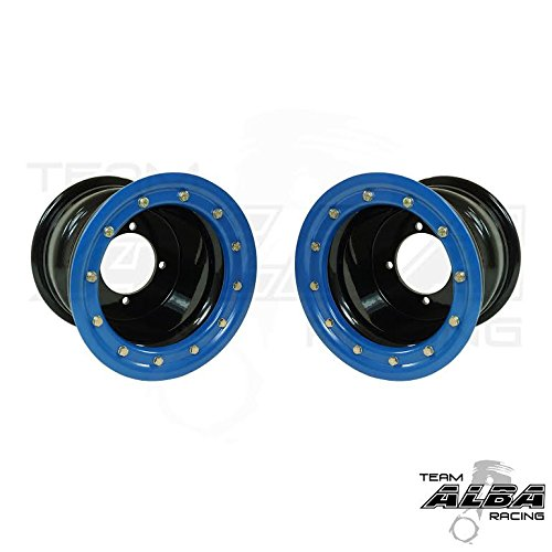 Raptor-660-Raptor-700-Rear-Wheels-Beadlock-9×8-35-4115-Black-Blue-0