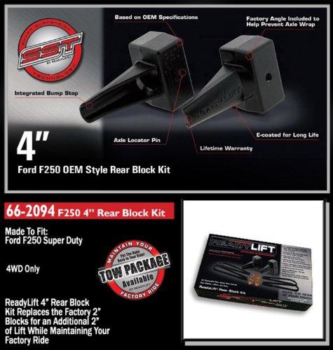 ReadyLift-66-2094-4-Rear-Block-Kit-0-0