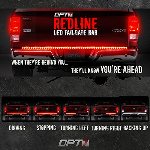 Redline-LED-Tailgate-Light-Bar-Triple-Core-LED-Weatherproof-Full-Function-2yr-Warranty-0-0