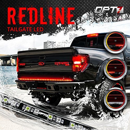Redline-LED-Tailgate-Light-Bar-Triple-Core-LED-Weatherproof-Full-Function-2yr-Warranty-0