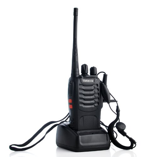 Retevis-H-777-Two-Way-Radio-Long-Range-UHF-400-470-MHz-Signal-Frequency-Single-Band-16-Channels-with-Original-Earpiece-Pack-of-10-0-0