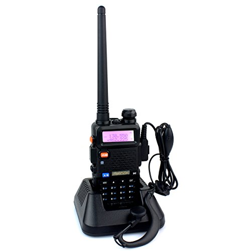 Retevis-RT-5R-2-Way-Radio-5W-128CH-VHFUHF-136-174400-520-MHz-Dual-Band-Dual-Standby-DTMFCTCSSDCS-FM-Ham-Amateur-Radio-Walkie-Talkie-6-Pack-and-Programming-Cable-0-0