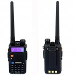 Retevis-RT-5R-2-Way-Radio-5W-128CH-VHFUHF-136-174400-520-MHz-Dual-Band-Dual-Standby-DTMFCTCSSDCS-FM-Ham-Amateur-Radio-Walkie-Talkie-6-Pack-and-Programming-Cable-0-1