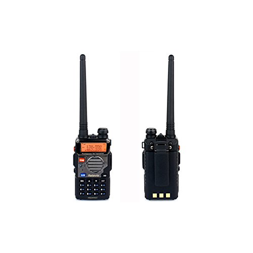 Retevis-RT-5RV-2-Way-Radio-HT-Transceiver-5W-128CH-VHFUHF-136-174400-520-MHz-CTCSSDCS-Dual-Band-FM-with-Earpiece6-Pack-and-Programming-Cable-0-1