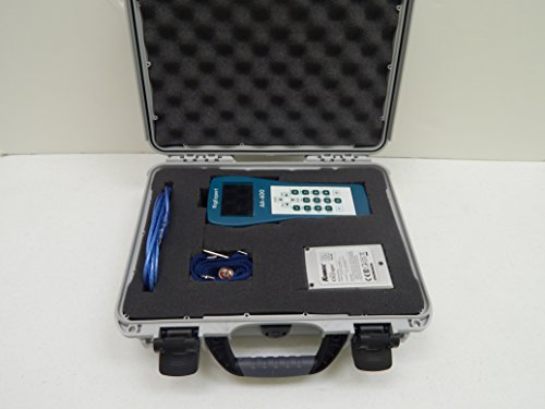 Rig-Expert-AA-600-Antenna-Analyzer-with-Nanuk-910-Case-and-Ham-Guides-Quick-Reference-Card-Pre-Fitted-Bundle-0