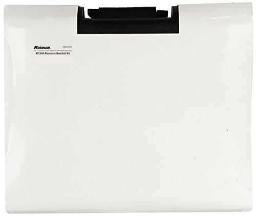 Robinair-49134A-R134-Aluminum-Manifold-Hose-Set-and-Service-Couplers-0
