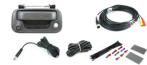 Rostra-Ford-F150F250F350F450-CMOS-Camera-with-Tailgate-Handle-0