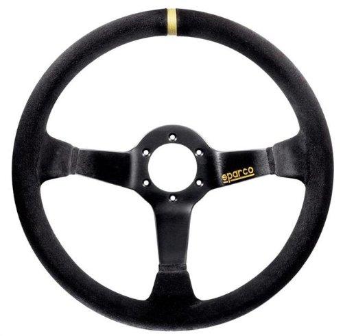 Sparco-015R325CSN-Suede-Steering-Wheel-0