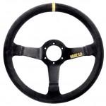 Sparco-015R345MSN-Suede-Steering-Wheel-0