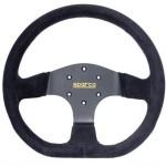 Sparco-015R353PSN-Suede-Steering-Wheel-0