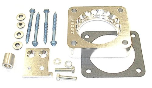 Street-and-Performance-Electronics-40035-Helix-Power-Tower-Plus-Throttle-Body-Spacer-2002-2003-Ford-40L-SOHC-0