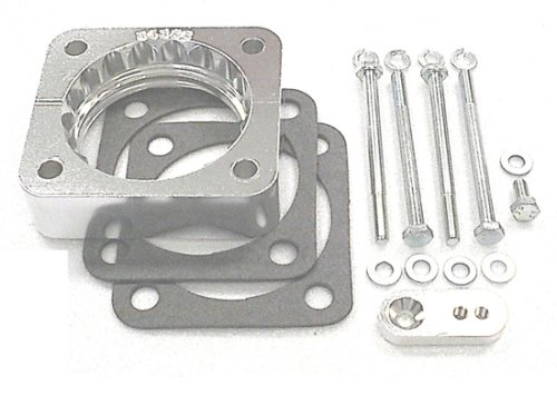 Street-and-Performance-Electronics-94355-Helix-Power-Tower-Plus-Throttle-Body-Spacer-2003-2005-Nissan-350Z-35L-VQ35DE-0