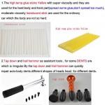 Super-PDR-40pcs-Dent-Removel-Paintless-Dent-Repair-PDR-Tools-Rubber-Hammer-Dent-Lifter-Glue-Gun-Glue-Sticks-Pro-Tabs-tap-Down-0-1