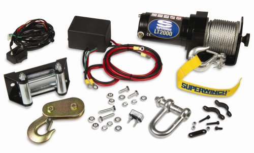Superwinch-1120210-LT2000-12-Volt-ATV-Winch-2000-lb-Capacity-0