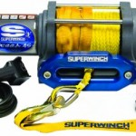 Superwinch-1145230-Terra-45-4500lbs2046kg-single-line-pull-with-hawse-handlebar-mnt-toggle-handheld-remote-and-synthetic-rope-0