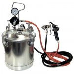 TCP-Global-Pressure-Tank-Paint-Spray-Gun-with-15-Mm-Nozzle-2-12-Gal-Pressure-Pot-Spray-Gun-with-Hoses-0