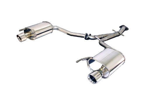 Tanabe-T70113A-Medalion-Touring-Cat-Back-Dual-Muffler-Rear-Section-Exhaust-System-for-Lexus-IS250-2WDAWD350-2006-2009-0