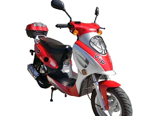 TaoTao-CY50-A-Gas-Street-Legal-Scooter-Red-0