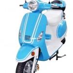 TaoTao-ROMAN-150-Gas-Street-Legal-Scooter-Blue-0-0