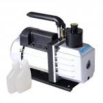 Tenive-5-CFM-Double-Stage-Rotary-Vane-Economy-Vacuum-Pump-Black-0
