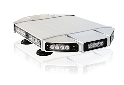 ThunderEye-18-Inch-Low-Profile-Megnetic-Roof-Mount-Emergency-Vehicle-Strobe-Warning-Mini-LED-Light-Bar-All-Colors-Available-0-0