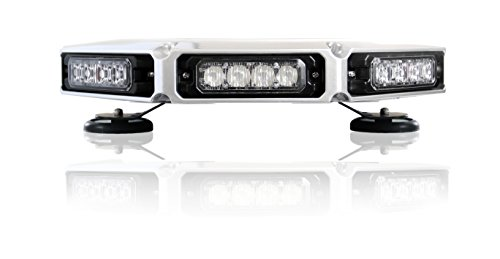 ThunderEye-18-Inch-Low-Profile-Megnetic-Roof-Mount-Emergency-Vehicle-Strobe-Warning-Mini-LED-Light-Bar-All-Colors-Available-0-1