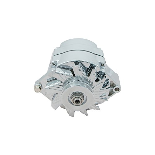 Top-Street-Performance-ES1001C-Chrome-110-Amp-Alternator-with-13-Wire-Setup-0-0