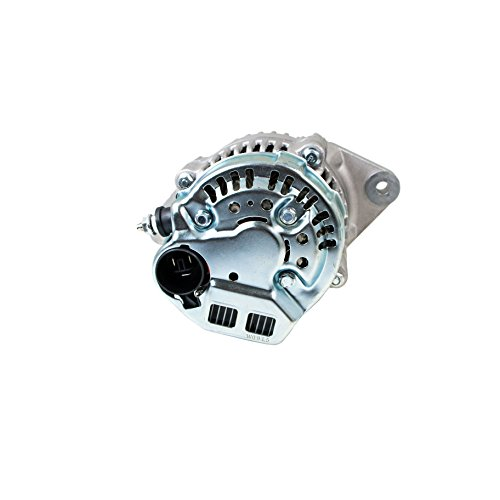Top-Street-Performance-ES1004-Satin-Finish-90-Amp-Racing-Alternator-1-Wire-0-1