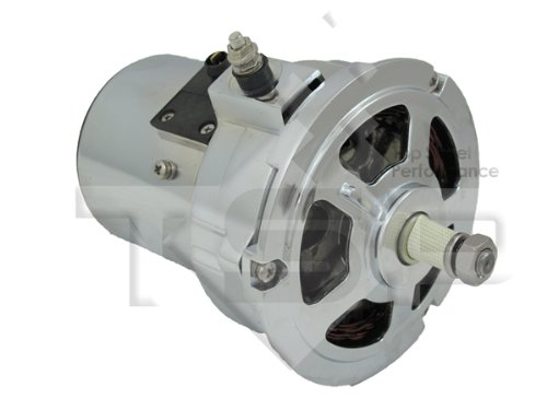 Top-Street-Performance-ES1050C-Chrome-55-Amp-Alternator-0