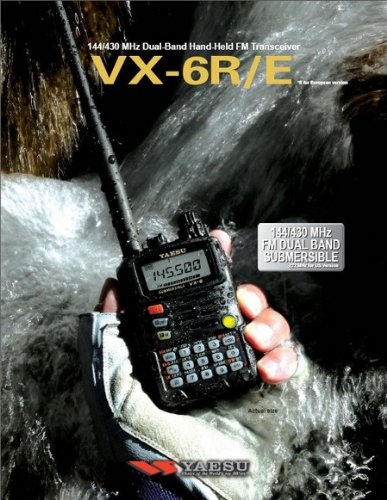 Tri-Band-Yaesu-VX-6R-Submersible-Amateur-Ham-Radio-Transceiver-144222440-0-0